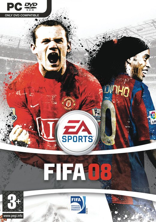 FIFA 08 for PC Games