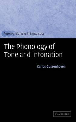 Research Surveys in Linguistics by Carlos Gussenhoven
