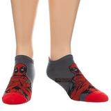 Marvel Villians - Deadpool Ankle Socks