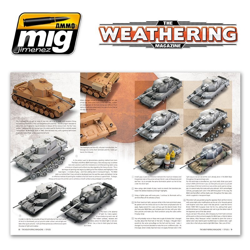 The Weathering Magazine Issue 12: Styles image