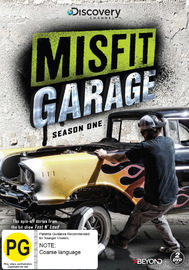 Misfit Garage: Season 1 on DVD