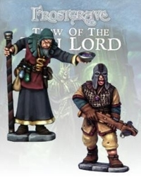 Frostgrave - Cult Apothecary & Marksman