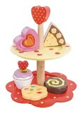 Le Toy Van: Honeybake - 2 Tier Cake Stand Set