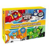 Transformers: Rescue Bots: Reader Boxed Set Collection by Hasbro
