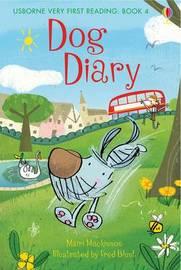 Dog Diary by Mairi Mackinnon image
