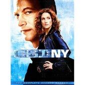 CSI - NY: Complete Season 2 (6 Disc Set) on DVD