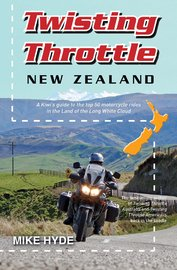 Twisting Throttle New Zealand by Mike Hyde