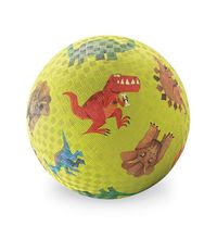 "Crocodile Creek 5"" Playground Ball - Dinosaur Green"
