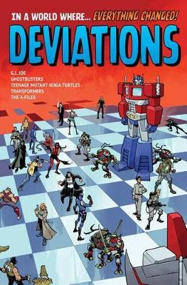 Deviations by Paul Allor