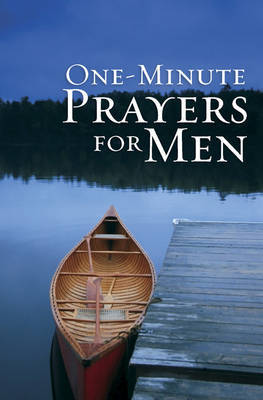 One-Minute Prayers for Men Gift Edition by Harvest House Publishers