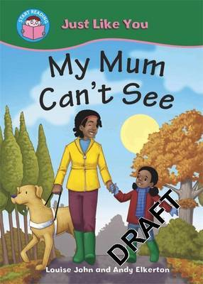 My Mum Can't See by Louise John image