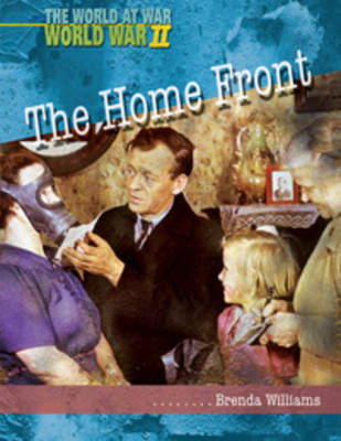 The Home Front by Brenda Williams image