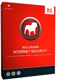 BullGuard Internet Security 8.5 - 3 User Retail Pack image