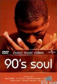 90's Soul on DVD image