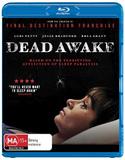 Dead Awake on Blu-ray