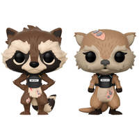 Guardians of the Galaxy: Rocket Raccoon & Lylla - Pop! Vinyl 2-Pack