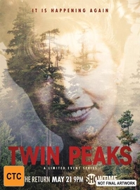 Twin Peaks: A Limited Event Series (2017) on Blu-ray
