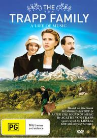 The Von Trapp Family on DVD