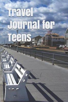 Travel Journal for Teens by Smarty Pants Family