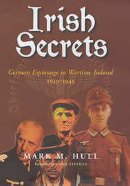 Irish Secrets by Mark M. Hall image