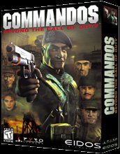 Commandos: BTCOD for PC
