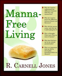 Manna-Free Living by R., Carnell Jones image