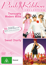 Thoroughly Modern Millie / Sweet Charity - Pink Ribbon Collection (2 Disc Set) on DVD