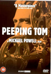 Peeping Tom on DVD