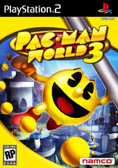Pacman World 3 for PS2