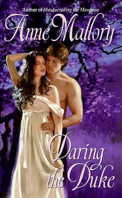 Daring the Duke by Anne Mallory image