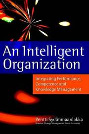 An Intelligent Organization by Pentti Sydanmaanlakka image