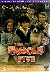The Famous Five Collection (4 Disc Set) on DVD