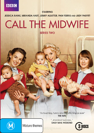 Call the Midwife - Series Two on DVD