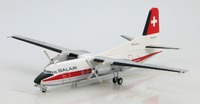 Fokker F-27 Friendship Balair HB-AUU 1/200 Diecast Model