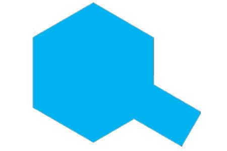 Tamiya Acrylic: Clear Blue (X23)