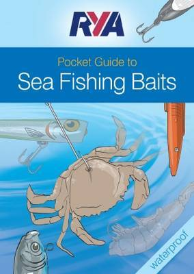RYA Pocket Guide to Sea Fishing Baits by Jim O' Donnell image