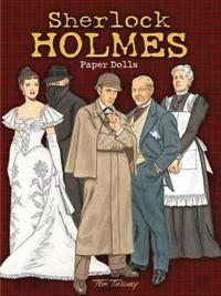 Sherlock Holmes Paper Dolls by Tom Tierney image