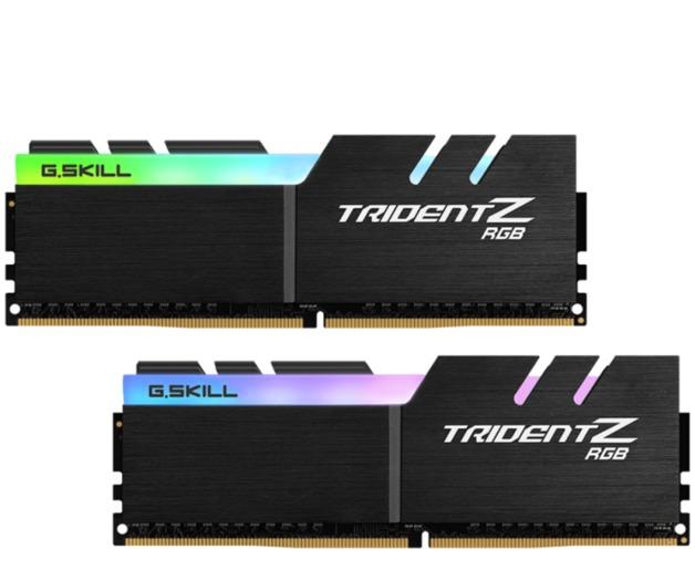 2 x 8GB G.SKILL Trident Z RGB 3000Mhz DDR4 Ram