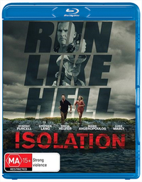 Isolation on Blu-ray