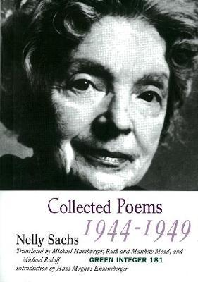 Collected Poems 1944-1949 Vol.1 by Nelly Sachs image