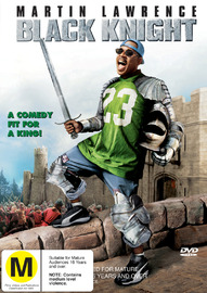 Black Knight on DVD image