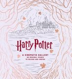 Harry Potter A Cinematic Gallery by J M Dragunas