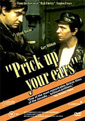 Prick Up Your Ears on DVD