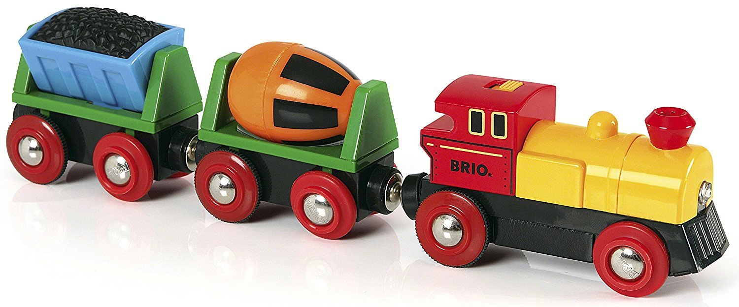 Brio: Battery Operated - Action Train image