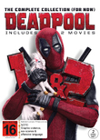 Deadpool Double Pack on Blu-ray