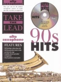Take the Lead. 90s Hits (asax/CD) image