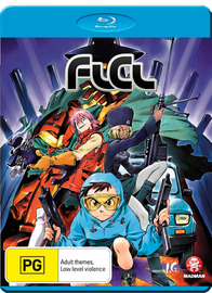FLCL Collection on Blu-ray