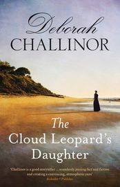 The Cloud Leopard's Daughter by Deborah Challinor image