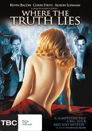 Where The Truth Lies on DVD image
