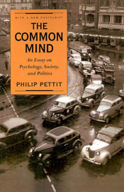 The Common Mind by Philip Pettit image